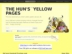 The hun s yellow pages
